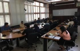 รูปภาพ : ประชุมคณะกรรมการการจัดการความรู้ (KM) ครั้งที่ 3