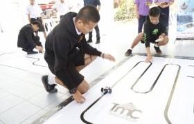 รูปภาพ : มทร.ล้านนา จัดเวทีประลองหุ่น Micro Bit ของโรงเรียนมัธยมในเครื่อข่ายโครงการพัฒนาคุณภาพการศึกษาฯ
