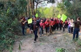 รูปภาพ : กิจกรรมบวชป่าและทำแนวป้องกันไฟป่า ประจำปี 2562 ณ มทร.ล้านนา เชียงราย