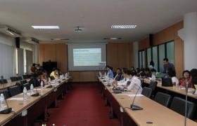 รูปภาพ : การประชุมสัมมนาวิชาการคุณธรรมจริยธรรมการลอกเลียนผลงานทางวิชาการ