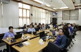 รูปภาพ : การประชุมเพื่อนำเสนอร่างรายงานฉบับสมบูรณ์ ทุนวิจัยนวัตกรรมเพื่อการพัฒนาภาคเหนือ