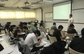 รูปภาพ : กิจกรรม English Classes for Learning Express 2019 students
