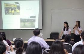 รูปภาพ : โครงการปัจฉิมนิเทศนักศึกษาสหกิจศึกษาและการรายงานผลการฝึกงาน ภาคเรียนที่ 2/2561