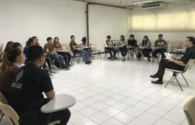 รูปภาพ : กิจกรรม English Classes for Learning Express 2019 students วันที่ 2