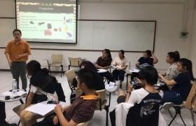 รูปภาพ : กิจกรรม English Classes for Learning Express 2019 students วันที่ 3