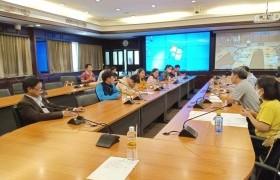 รูปภาพ : ศูนย์วัฒนธรรมศึกษา จัดการประชุมเตรียมงานโครงการสืบสานประเพณีปีใหม่เมือง วัฒนธรรมสานสัมพันธ์องค์กร ประจำปี 2562