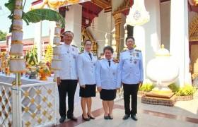รูปภาพ : ร่วมพิธีทำน้ำอภิเษก ณ พระวิหารพระพุทธชินราช วัดพระศรีรัตนมหาธาตุวรมหาวิหาร