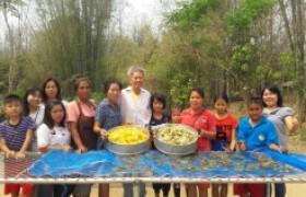 รูปภาพ : อาจารย์ มทร.ล้านนา ลำปาง เป็นวิทยากรอบรมแปรรูปผลผลิตทางการเกษตร