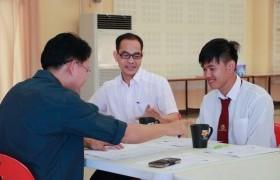 รูปภาพ : มทร.ล้านนา ลำปาง จัดสอบสัมภาษณ์นักศึกษารอบ TCAS2 โควตา