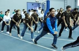 รูปภาพ : นักศึกษา มทร.ล้านนา ร่วมงาน Role Model กิจกรรมกีฬาเพื่อสุขภาพและนันทนาการ