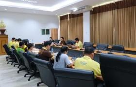 รูปภาพ : คณะกรรมการทุนวัตกรรมสายวิชาชีพชั้นสูงจัดการประชุมเตรียมความพร้อมต้อนรับนักศึกษาประจำปีการศึกษา 2562