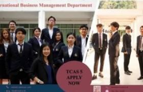รูปภาพ : หลักสูตรการจัดการธุรกิจระหว่างประเทศ รับสมัครบุคคลเข้าศึกษาต่อ รอบ 5 (TCAS - Extra)
