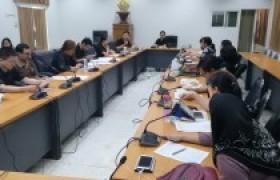 รูปภาพ : งานวิชาการ จัดการประชุมคณะกรรมการจัดทำตารางสอนตารางสอบ ประจำปีการศึกษา 2562