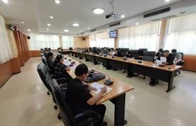 รูปภาพ : การประชุมคณะกรรมการตรวจสอบพัสดุ ประจำปีงบประมาณ 2561