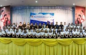 รูปภาพ : โครงการปัจฉิมนิเทศนักศึกษาฝึกงาน ภาคฤดูร้อน ปีการศึกษา 2561