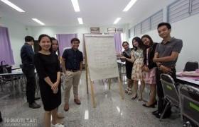 รูปภาพ : การอบรมพัฒนาเพิ่มศักยภาพครูภาษาอังกฤษ