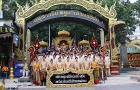 รูปภาพ : มทร.ล้านนา จัดพิธีนมัสการครูบาศรีวิชัยประจำปีการศึกษา 2562