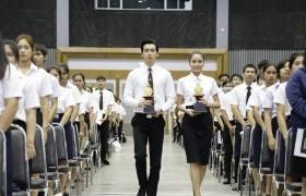 รูปภาพ : มทร.ล้านนา จัดพิธีปฐมนิเทศนักศึกษาใหม่ ประจำปีการศึกษา 2562 เตรียมความพร้อมสู่รั้วมหาวิทยาลัย