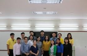 รูปภาพ : การต้อนรับและแนะนำพนักงานในสถาบันอุดมศึกษา  ที่ได้รับการบรรจุใหม่ ครั้งที่ 1/2561 และครั้งที่ 1/2562