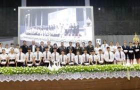 รูปภาพ : จัดพิธีปฐมนิเทศนักศึกษาใหม่ ประจำปีการศึกษา 2562