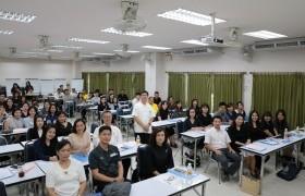 รูปภาพ : โครงการพัฒนาบุคลากรสายวิชาการเพื่อเพิ่มศักยภาพเชิงวิชาการและวิชาชีพ(การฝึกอบรมรมหลักสูตรการพัฒนาวิชาชีพครูด้านภาษาอังกฤษ)