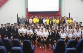 รูปภาพ : English Language Skill Competition 2019: การแข่งขันทักษะวิชาชีพภาษาอังกฤษสู่ระดับสากล