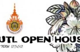 รูปภาพ : งานเปิดรั้วราชมงคลล้านนา (RMUTL Open House) ประจำปีการศึกษา 2562