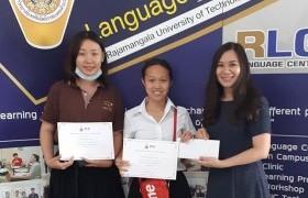 รูปภาพ : ขอแสดงความยินดีกับนักศึกษาในการแข่งขันCrossword Game ประเภทคู่