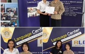 รูปภาพ : ขอแสดงความยินดีกับนักศึกษาในการแข่งขัน English ProficuencyTest