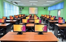 รูปภาพ : ห้องปฏิบัติการคอมพิวเตอร์ 15-505