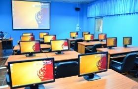 รูปภาพ :  ห้องปฏิบัติการคอมพิวเตอร์ 15-506