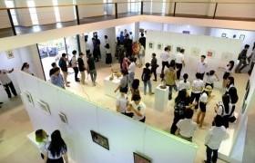 รูปภาพ : นิทรรศการ Art Exhibition ในแนวคิด Refection – สะท้อน