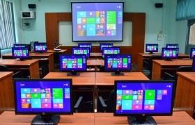 รูปภาพ : ห้องปฏิบัติการคอมพิวเตอร์ 15-606