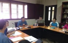 รูปภาพ : การประชุมแผนการดำเนินงานสถาบันวิจัยและพัฒนา ประจำปี 2563