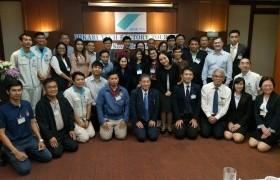 รูปภาพ : คณาจารย์หลักสูตรวิศวกรรมอุตสาหการ มทร.ล้านนา ลำปาง เข้าเยี่ยมชมและสัมมานาการศึกษาดูงาน ณ บริษัท Hikari Tech (Thailand) Co., Ltd. ที่นิคมอุตสาหกรรมโรจนะ จังหวัดพระนครศรีอยุธยา