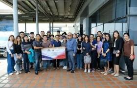 รูปภาพ : งานวิเทศสัมพันธ์ร่วมต้อนรับนักศึกษาแลกเปลี่ยนจาก Guangxi Normal University สาธารณรัฐประชาชนจีน