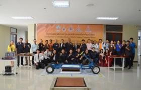 รูปภาพ : กลุ่มวิจัยระบบพลังงานสะอาด มทร.ล้านนา จัดการเสวนาเรื่องการพัฒนาสถานีอัดประจุแบตเตอรี่ยานยนต์แบบไร้สายสำหรับประเทศไทย