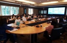 รูปภาพ : ประชุมซักซ้อมความเข้าใจในกระบวนการเบิกจ่ายเงิน