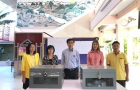 รูปภาพ : การนับคะแนนผลการเลือกตั้งกรรมการสภามหาวิทยาลัย(มทร.ล้านนา น่าน)