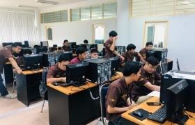 รูปภาพ : ประมวลภาพกิจกรรม อบรมการใช้งานฐานข้อมูลออนไลน์ ให้กับนักศึกษาหลักสูตรวิศวกรรมอิเล็กทรอนิกส์และระบบควบคุมอัตโนมัติ Sec 1 วันที่ 14 พฤศจิกายน 2562