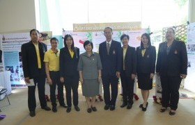 Image : RMUTL Showcases Innovative Lanna Food Products at the 9th Northern Agricultural Fair