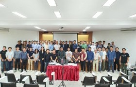Image : RMUTL hosts an earthquake-resistant building design seminar and review knowledge to promote general civil engineers.