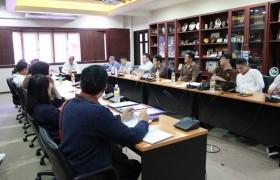 รูปภาพ : ศูนย์วัฒนธรรมศึกษา จัดประชุมเพื่อสรุปผลการเข้าร่วมประกวดขบวนกระทงใหญ่ มทร.ล้านนา ประจำปี พ.ศ.2562