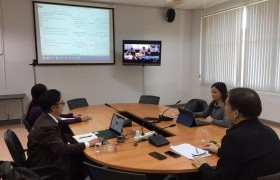 รูปภาพ : ผู้บริหาร มทร.ล้านนา เชียงราย เข้าร่วมการประชุมการจัดทำข้อมูลประกอบโครงการพลิกโฉมระบบการอุดมศึกษาของประเทศไทย