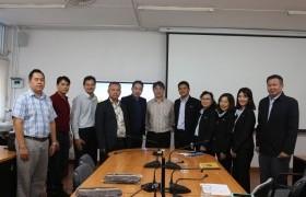 รูปภาพ : บริษัทไทยออยล์ เอนเนอร์ยี เซอร์วิส จำกัด จัดกิจกรรมประชาสัมพันธ์เปิดรับสมัครงาน ให้กับนักศึกษา ปวส ปี 2 คณะวิศวกรรมศาสตร์
