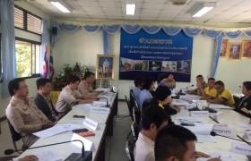 รูปภาพ : มทร.ล้านนา เชียงราย เข้าร่วมการประชุมหัวหน้าส่วนราชการประจำอำเภอพาน ครั้งที่ 12/2562 ประจำเดือนธันวาคม 2562