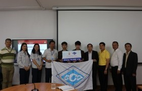 Image : Electronics Ceramics (Thailand) Co., Ltd. offers scholarships for good student   but lacking capital.