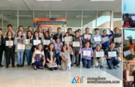 รูปภาพ : สมาคมปัญญาประดิษฐ์ประเทศไทย ร่วมกับวิทยบริการฯ มทร.ล จัดอบรมฯ Python for Data Science