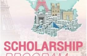 รูปภาพ : ประชาสัมพันธ์ทุนการศึกษา Franco - Thai Scholarship Program ประจำปี 2563 ระดับปริญญาโทและเอก ณ ประเทศฝรั่งเศส