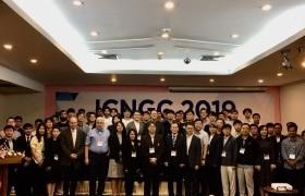 รูปภาพ : ตัวแทนคณะวิศวกรรมศาสตร์ เข้าร่วมการประชุมนานาชาติ ICNGC2019